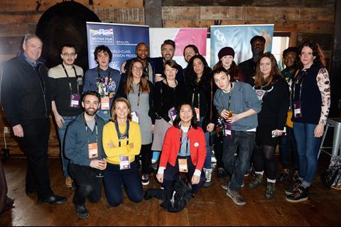 UK filmmakers in attendance